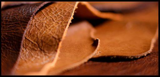 tipos de cuero y pieles