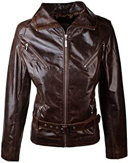 marcas de chaquetas de cuero para mujer