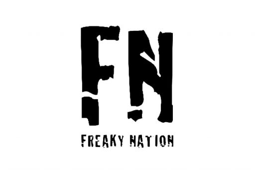 Freaky Nation cazadora de cuero