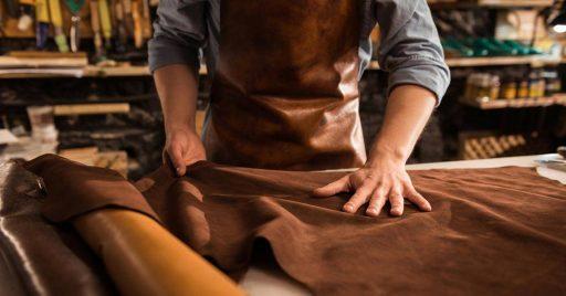 artesanos de la piel