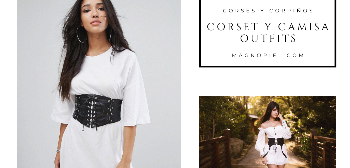 cinturones corset