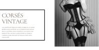 corsets vintage