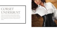 corsets underbust